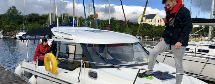 rya sailing courses and day skipper in scotland west coast