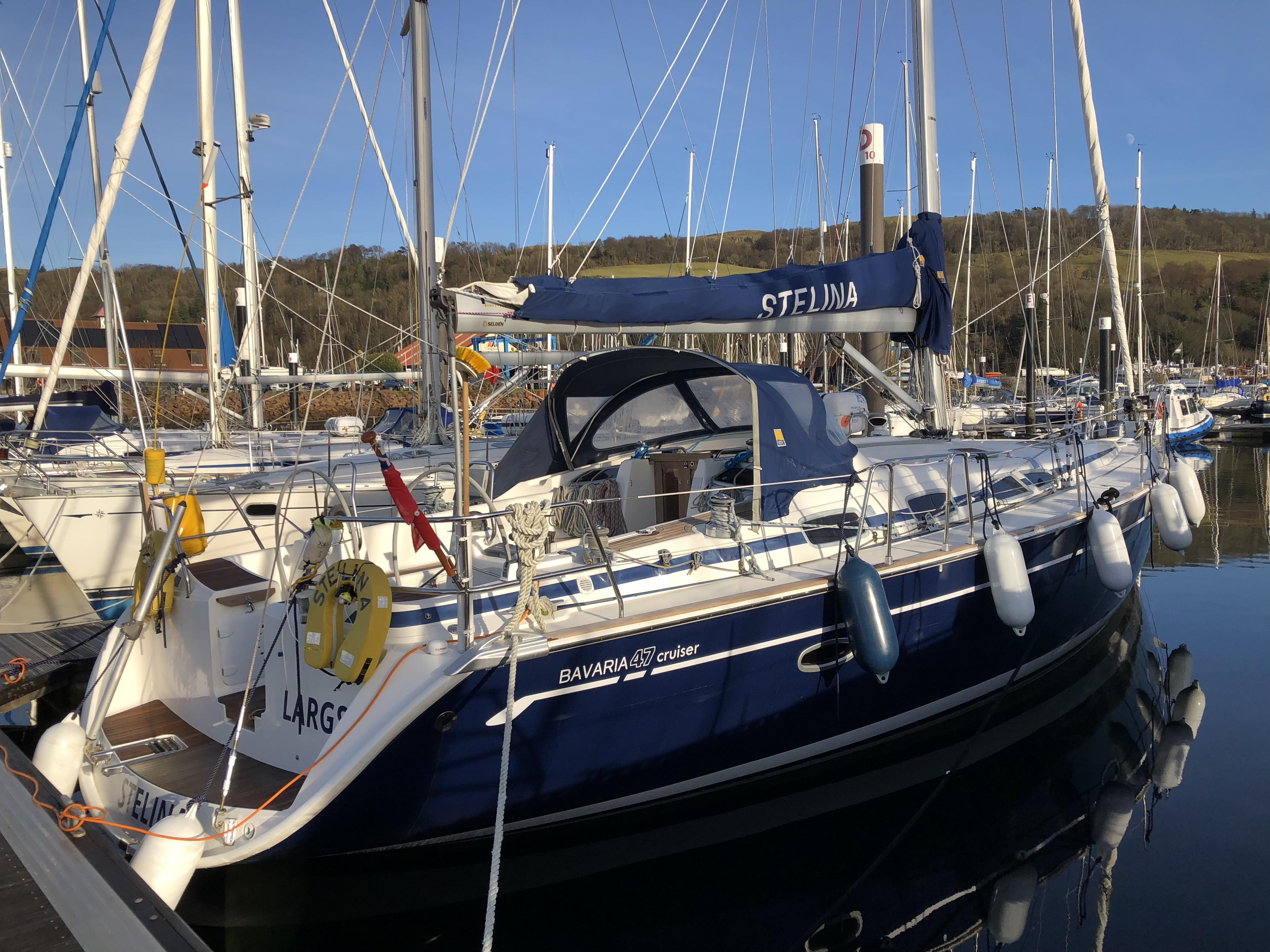 rya sailing power boat school courses scotland