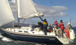 RYA Coastal Skipper Practical Sailing Course in Scotland, Largs Yacht Haven, Firth of Clyde, Glasgow, West Coast, Oban, Dunstaffnage, Aberdeen, Edinburgh, Dundee, Perth