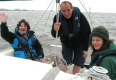 RYA Keelboat Level 1 Course with John Parlane, Morecambe, Lancashire