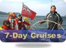 7 Day Scottish Experience Mile Builder Sailing Cruises