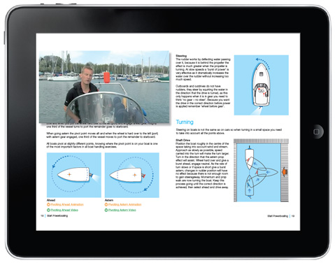 RYA / MCA PPR Online Course for iPad, Mac and PC