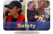 Safety Courses VHF Radio Licence, Diesel Engine, Radar, Sea Survival, First Aid, STCW