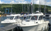 RYA ScotSail PowerBoats for Level 2