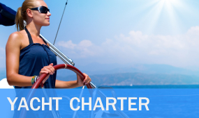 bare boat yacht charter Scotland - Greece - Croatia - Turkey