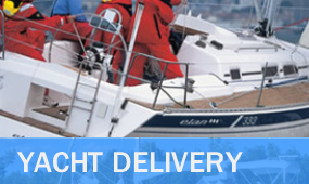 professional and professionally executed yacht delivery skippers and worldwide deliveries