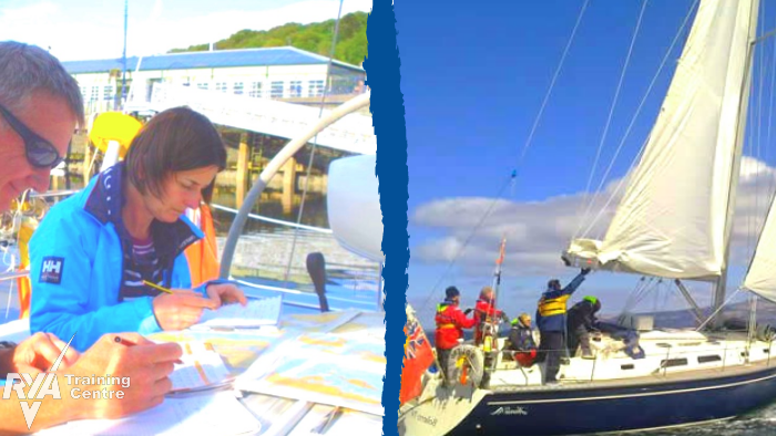 day skipper theory and practical combo course
