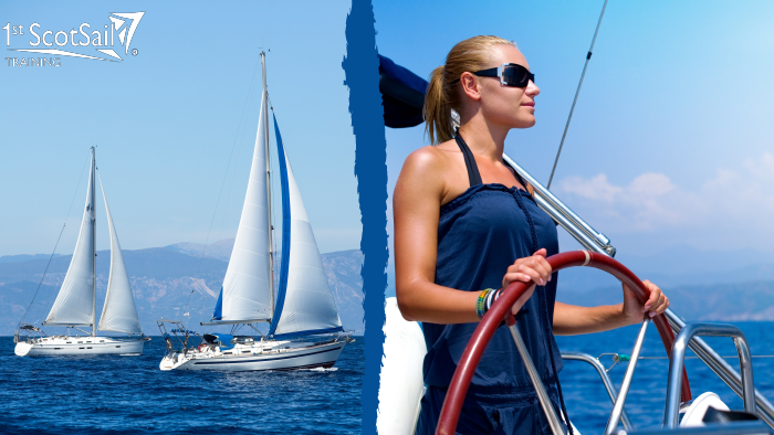 bareboat yacht charter sailing holidays hire and rental scotland greece thailand croatia turkey caribbean